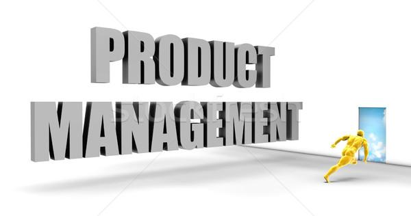 Product Management Stock photo © kentoh