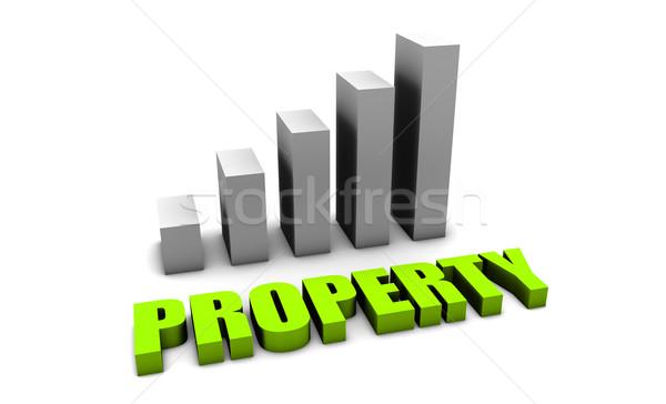 Green Property Stock photo © kentoh