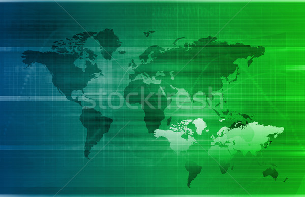 Telecommunications Network Stock photo © kentoh