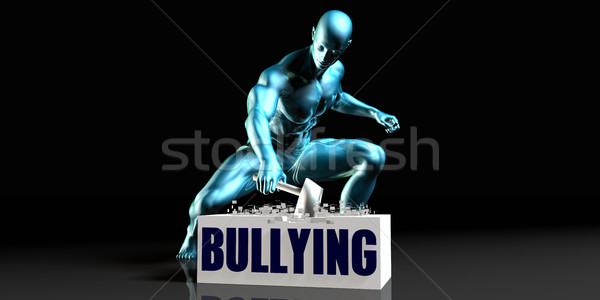Get Rid of Bullying Stock photo © kentoh