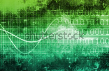 Digital Identity Management Stock photo © kentoh