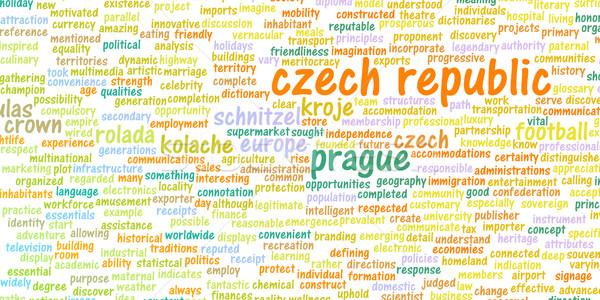 Czech Republic Stock photo © kentoh