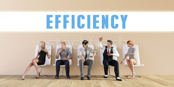 Business Efficiency Stock photo © kentoh