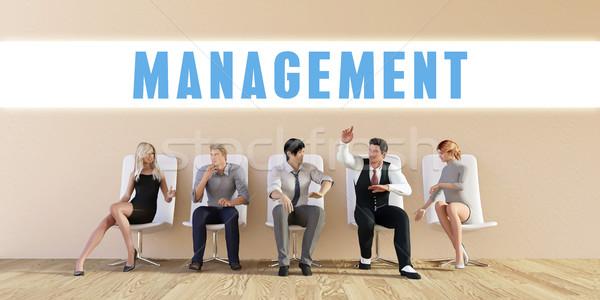 Business Management Stock photo © kentoh