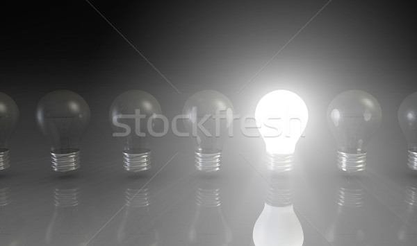Original Idea Stock photo © kentoh