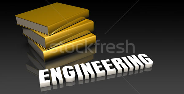 Engineering Stock photo © kentoh
