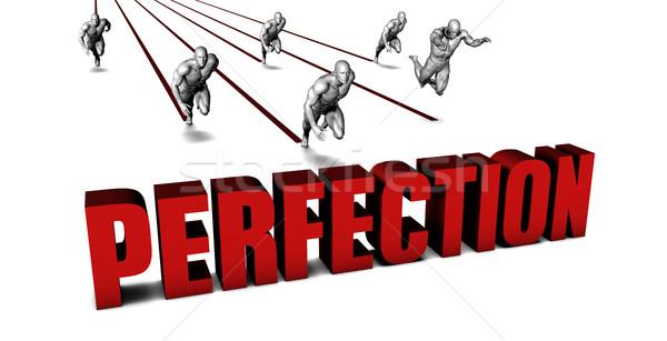 Better Perfection Stock photo © kentoh