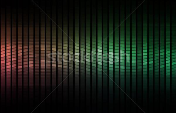 üzlet kommunikáció tech művészet internet hálózat Stock fotó © kentoh