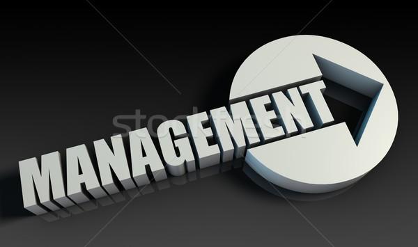 Management Stock photo © kentoh