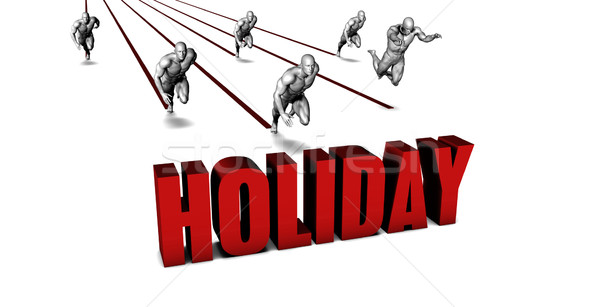 Amazing Holiday Stock photo © kentoh