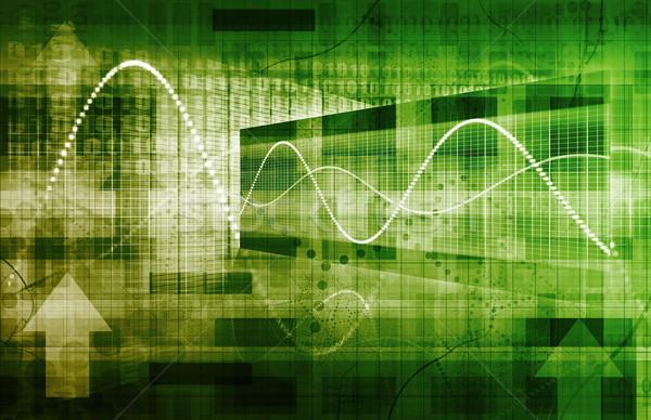 Technology Framework Stock photo © kentoh