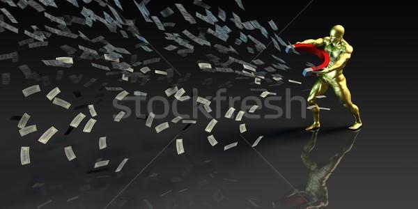 Marketing Strategy Stock photo © kentoh