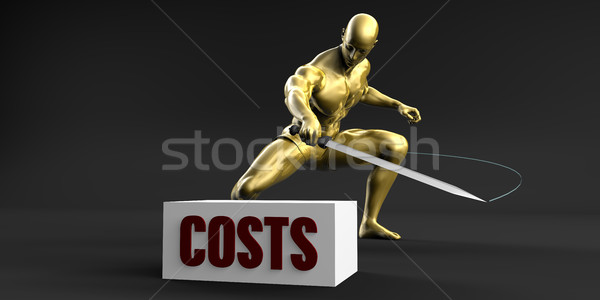 Reduce Costs Stock photo © kentoh