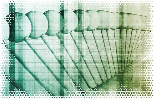 Biomedical Research Stock photo © kentoh