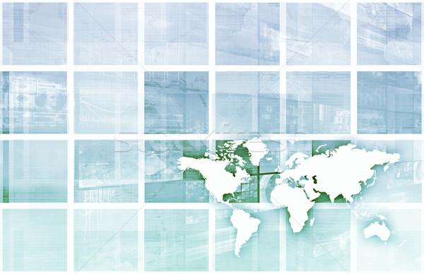 Technology Industry Stock photo © kentoh