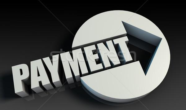 Payment Stock photo © kentoh