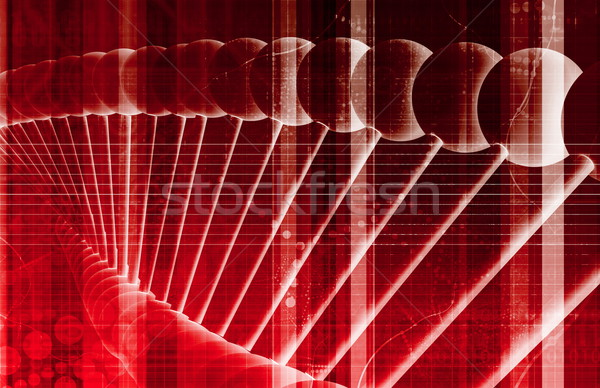 Orvostudomány technológia modern absztrakt háló gyógyszer Stock fotó © kentoh