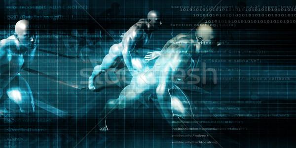 Disruptive Technology Stock photo © kentoh