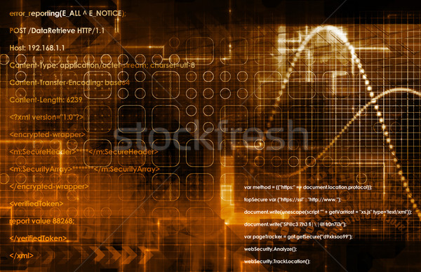 Online Medical Diagnosis Stock photo © kentoh