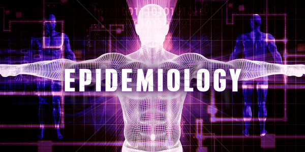 Epidemiology Stock photo © kentoh