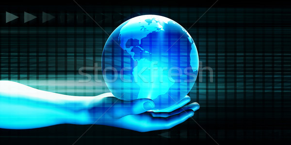 Digital Publishing Stock photo © kentoh