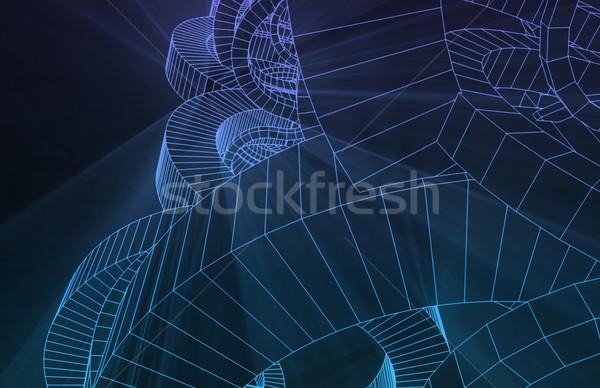 Tudomány kutatás gyógyszer biológia mező üzlet Stock fotó © kentoh
