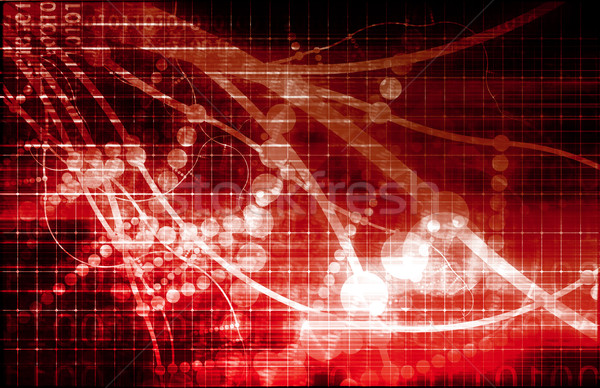 Data Analysis Collection Stock photo © kentoh