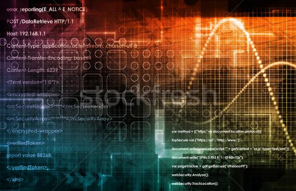 Stock photo: Web Technology
