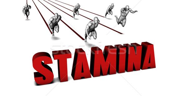 Better Stamina Stock photo © kentoh