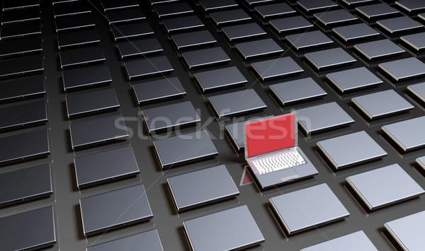 Virus Warning Stock photo © kentoh