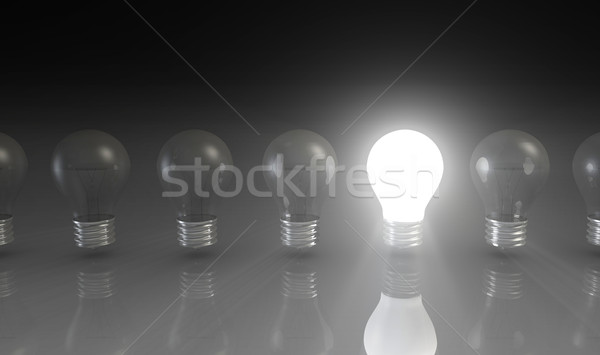Stock photo: Innovation