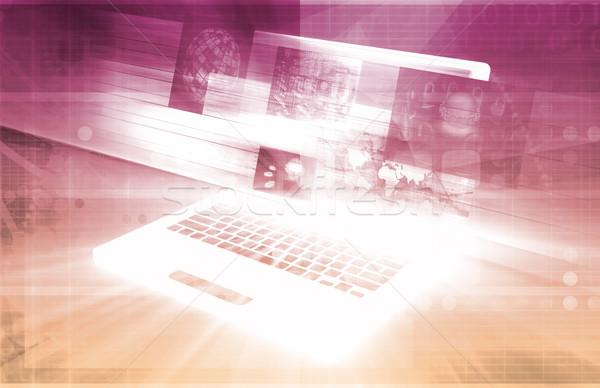 Software Development Stock photo © kentoh