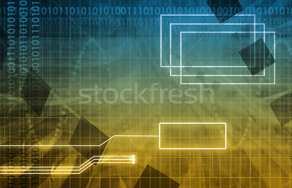 Smartphone Technology Stock photo © kentoh