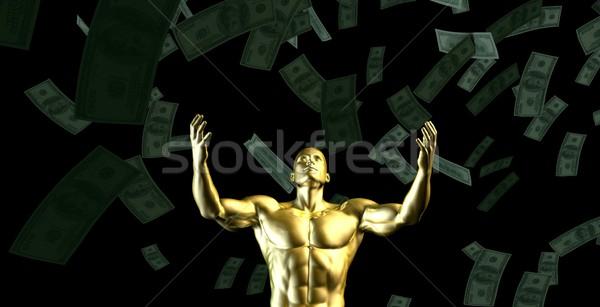 Monetization Strategy Stock photo © kentoh