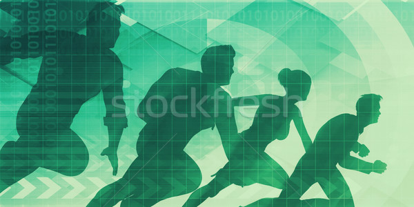 Resource Mobilization Stock photo © kentoh