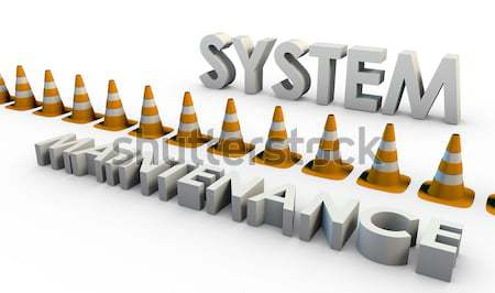 Stockfoto: Website · bouw · 3D · verkeer · gebouw · werk