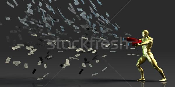 Marketing Concept Stock photo © kentoh
