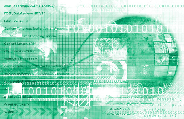 технологий науки будущем бизнеса фон веб Сток-фото © kentoh