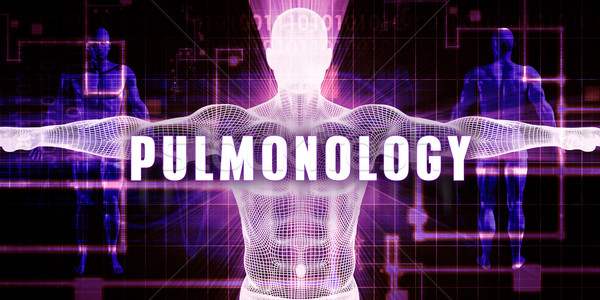 Pulmonology Stock photo © kentoh