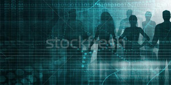 Employment Agency Stock photo © kentoh