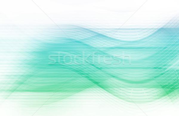 Stockfoto: Integratie · bestanddeel · technologie · netwerk · software · digitale