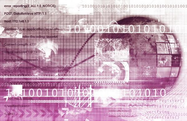 Technology Services Stock photo © kentoh