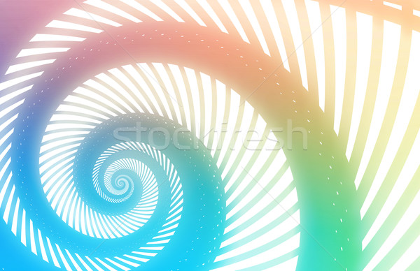 Swirling Background Stock photo © kentoh