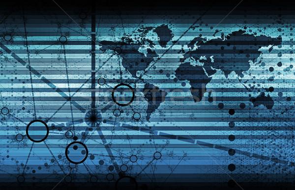 サーベイランス セキュリティ 技術 グローバル 芸術 インターネット ストックフォト © kentoh