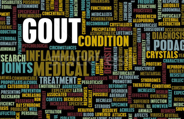 Gout Stock photo © kentoh
