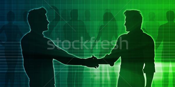 Professional Development Stock photo © kentoh