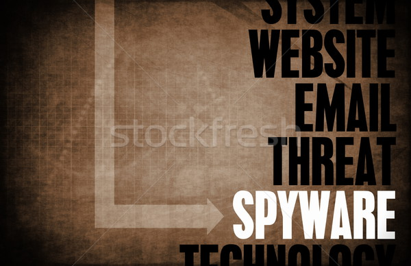 Spyware Stock photo © kentoh