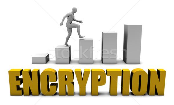 Encryption Stock photo © kentoh