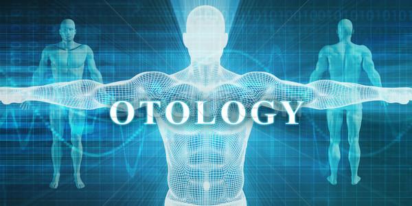 Otology Stock photo © kentoh