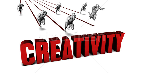 Better Creativity Stock photo © kentoh